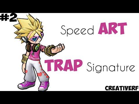 DJTrap | Speed Art #2