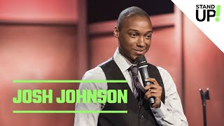 Josh Johnson Fears Drugs, New York and Kids | JFL | LOL StandUp!