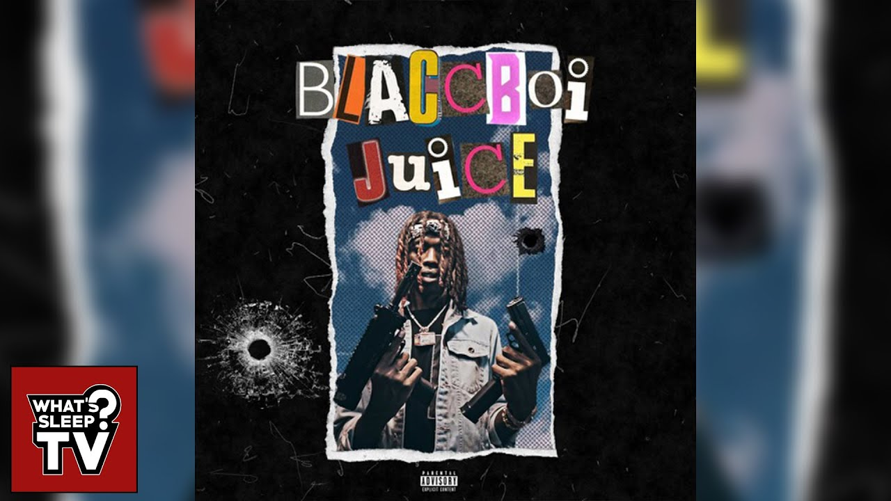 BlaccBoiJuice - The Hold Up