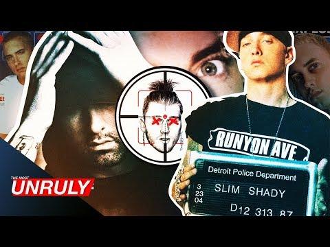 Eminem: The Art of Rap Battles   Most Unruly