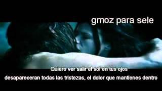 the twilight in your eyes (traducida al español)