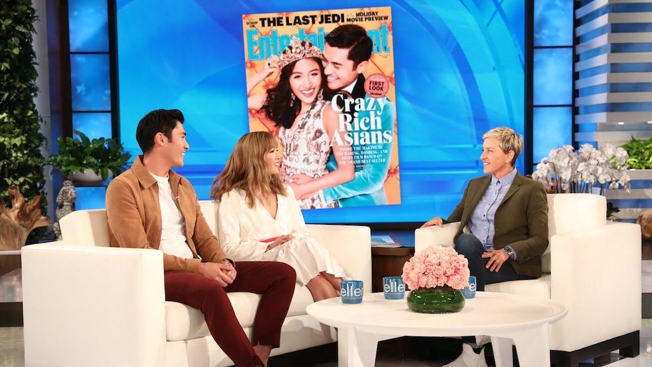 'Crazy Rich Asians' Stars Talk Groundbreaking Movie