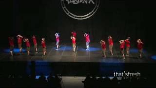 Choreo Cookies @ Fusion X 2009