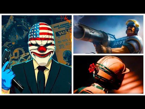 Payday 3 на горизонте. Первые восторги от шутера Project A. Satisfactory косплеит Half-Life