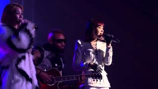 "2NE1 - ""COME BACK HOME (UNPLUGGED VER.)"" LIVE PERFORMANCE"