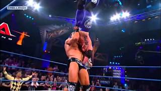 Robbie T vs. AJ Styles