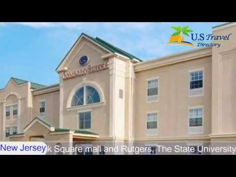 Comfort Suites East Brunswick - East Brunswick Hotels, New Jersey