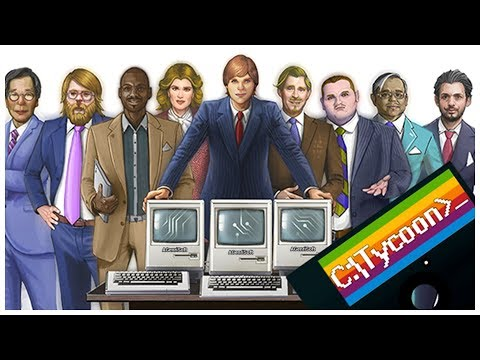 Computer Tycoon - Let's Play / Gameplay / Preview