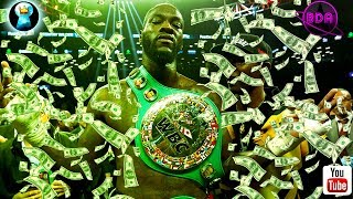 Wilder offers 50 million dollars to Joshua - How big of a joke is this? (King Bucho)