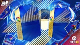 LA LIGA TEAM OF THE SEASON PACK OPENING! ICON!! | FIFA 18 ULTIMATE TEAM