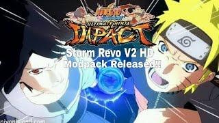 Naruto Ultimate Ninja Impact Mod Storm Revolution V2 Hd Textures Cn