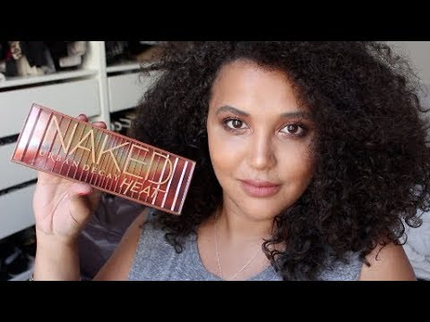 💄 Premières impressions + Swatch : Palette NAKED HEAT d'Urban Decay 💄