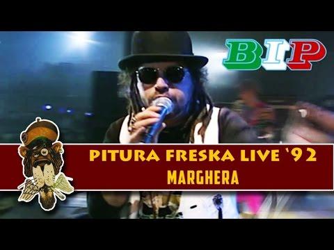 Pitura Freska - Marghera (Live) - Best Italian Pop
