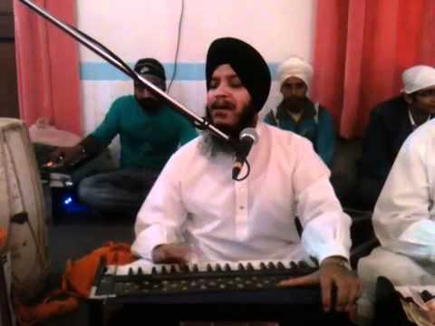 Bhai satvinder singh ji - aavo sajna