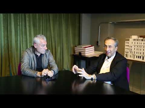 Gokhan Karakus interviews Sergei Tchoban with Gokhan Avcioglu