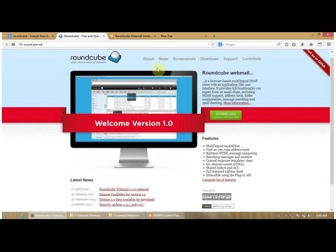 How to Install and Configure RoundCube Webmail 1.2 on Ubuntu 16.04