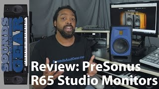 Review: PreSonus R65 AMT Studio Monitors - SoundsAndGear.com