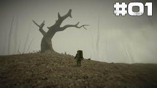 Lifeless Planet Walkthrough Part 1 - (BETA) Gameplay Playthrough PC 1080p Maxed Out