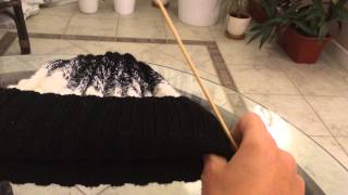 Gambar cover #14-2 How to knit. Knitting Tutorials. Вязание спицами. Как связать шапку. How to knit a cabled hat