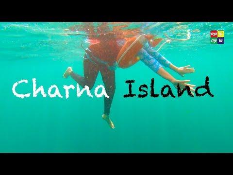 Charna Island with family - Karachi