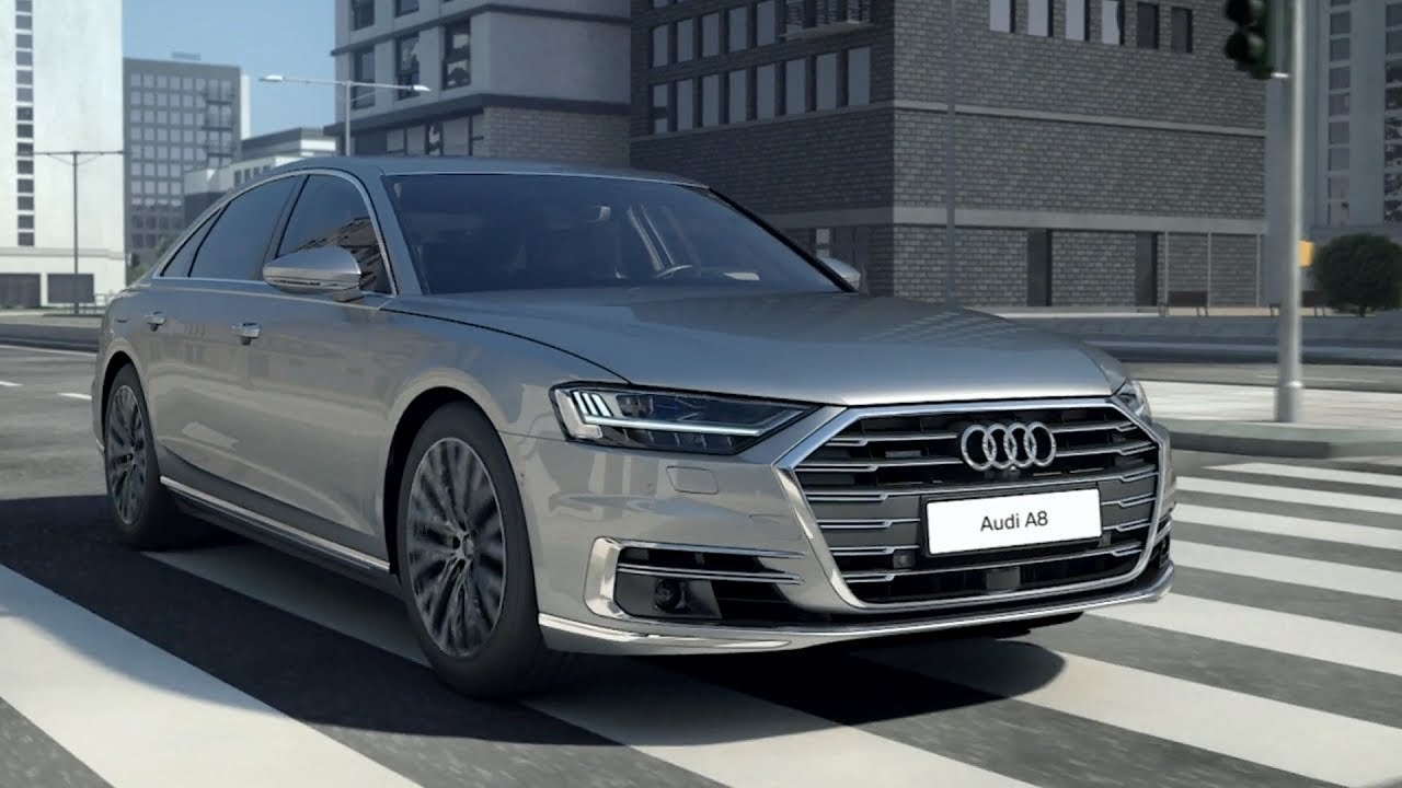 2018 Audi A8 Mild Hybrid Electric Vehicle Mhev With Active Suspension