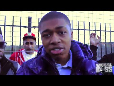 CADELL VS NOVELIST (WHO'S DA BOSS 2)