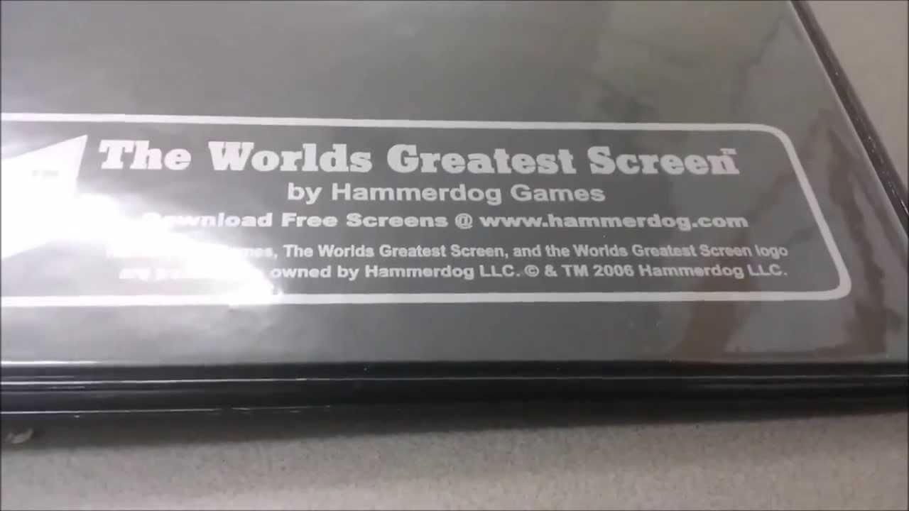 Screening Screens: World's Greatest Screen