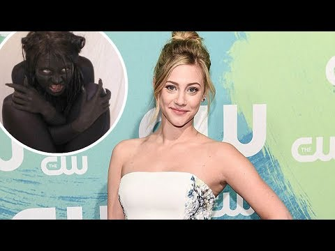 """Lili Reinhart APOLOGIZES to 'Riverdale' Fans After Being Accused of Racism Over """"Blackface"""" Tweet"""