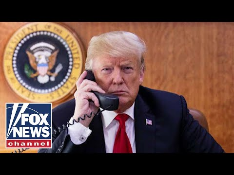 Shannon Bream interviews President Trump on 'Fox News @ Night'