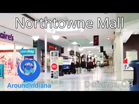 Dead Mall - Northtowne Mall - Defiance, Ohio