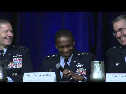 MAJCOM Priorities at the 2015 Air Force Association Air Warfare Symposium