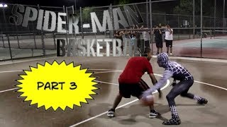 Repeat youtube video Spiderman Basketball PART 3