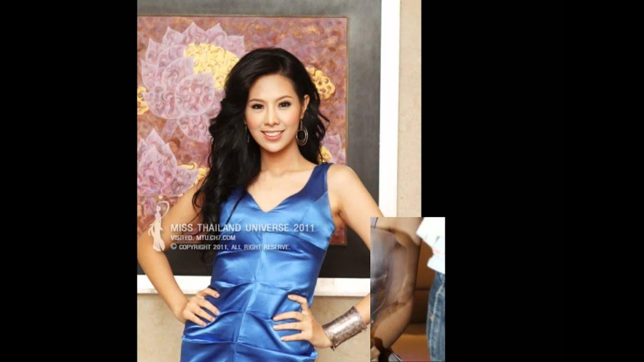 FAH-CHANYASORN SAKORNCHAN-MISS THAILAND UNIVERSE 2011.wmv ... Chanyasorn Sakornchan