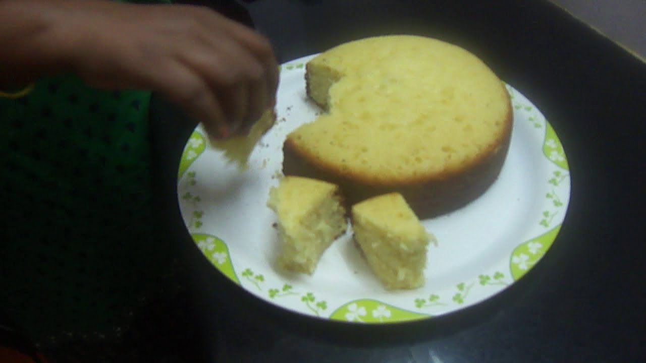 Simple Cake With Faiza