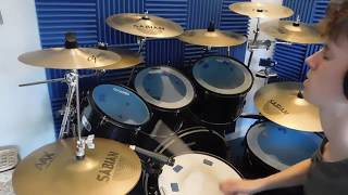Whatever It Takes- Imagine Dragons- Drum Cover