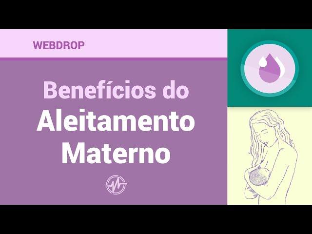 WebDrop: Benefícios do Aleitamento Materno