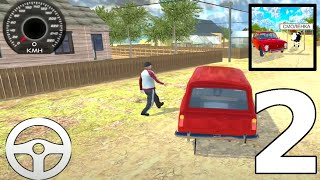 Driving Simulator: Russian Village & Online #2 (by FozerGames) - Game Gameplay