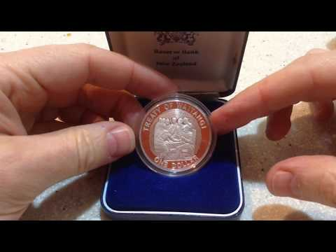 1990 Silver Proof Dollar Coin - Latest Pickup
