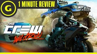 The Crew Wild Run - 1 Minute Review