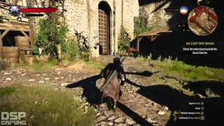 The Witcher 3 DLC: Hearts of Stone (PS4) pt1 - RE-learning the Ropes/What a Merry Band