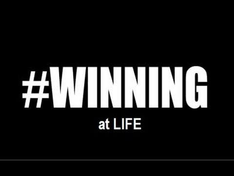 Winning At Life Youtube