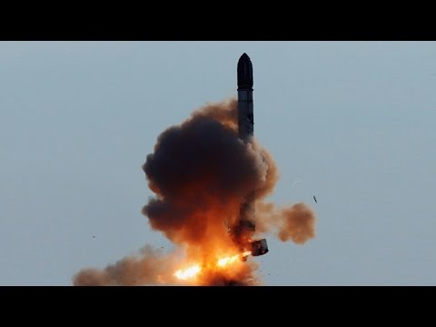 GMS NEWS AND PROPHECY: WW3- RUSSIA READY FOR NUCLEAR STRIKE + NEW ABM KILLER BALLISTIC MISSILES