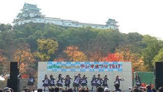 和歌山城西の丸広場.