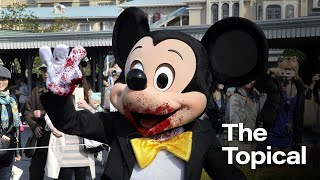 Disney World On Lockdown After Mickey Escapes Enclosure, Rampages Through Park