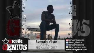 Romain Virgo - All Night [Hamma Business Riddim] April 2017