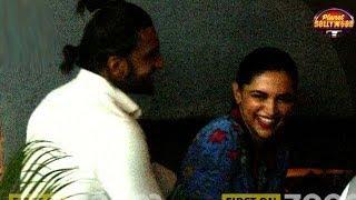 Ranveer Singh & Deepika Padukone