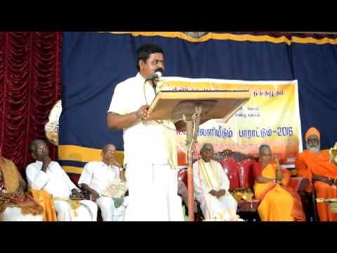 sritharan MP Speech