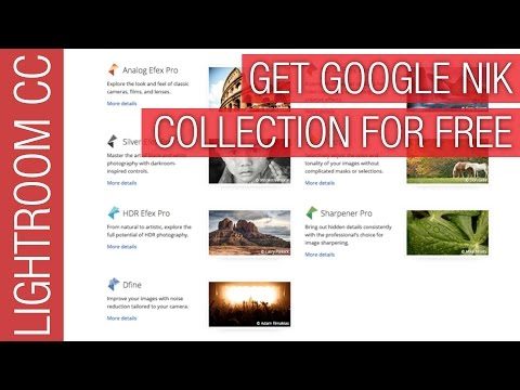 How To Download Nik Collection from YouTube · Duration:  1 minutes 29 seconds  · 33 views · uploaded on 5/3/2017 · uploaded by King Masum