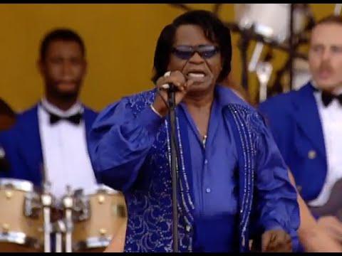James Brown Soul Generals' Rap