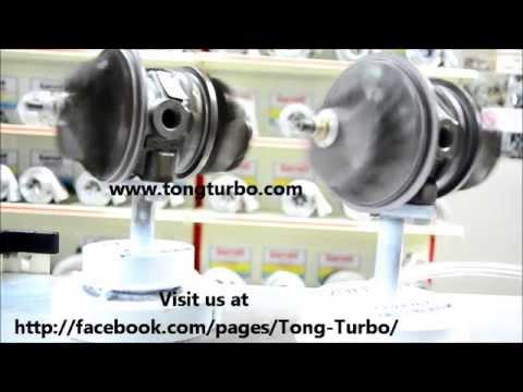 Ceramic Ballbearing vs Steel Ballbearing Garrett Turbocharger